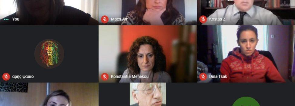 Επιτυχημένη η πρώτη συζήτηση με θέμα τη βία κατά των γυναικών