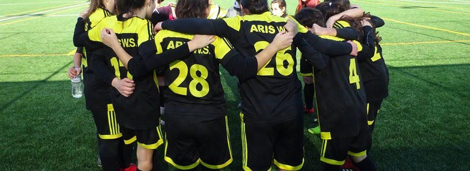 Ποδόσφαιρο: Άνετα οι Νεάνιδες του ΑΡΗ