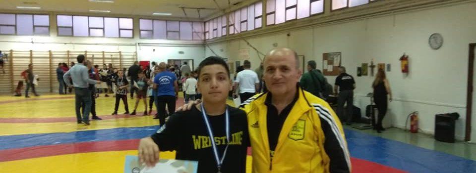 Πάλη: Έλαμψαν οι μελλοντικοί αστέρες του ΑΡΗ στο Πανελλήνιο Αναπτυξιακό Πρωτάθλημα (photos)