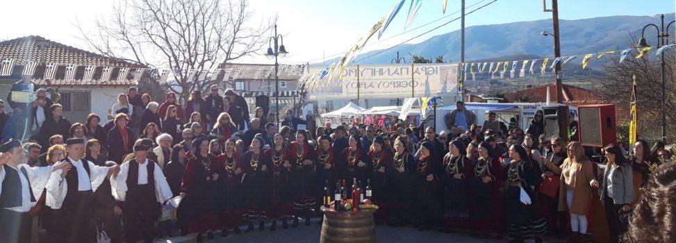 Τμήμα Παραδοσιακών Χορών: Φεβρουάριος γεμάτος εκδηλώσεις (photos)