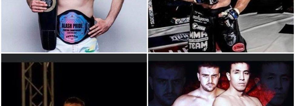 Kick Boxing – ΜΜΑ: Νέος έφορος και προπονητής του ΑΡΗ ο Χρήστος Πλασάρης