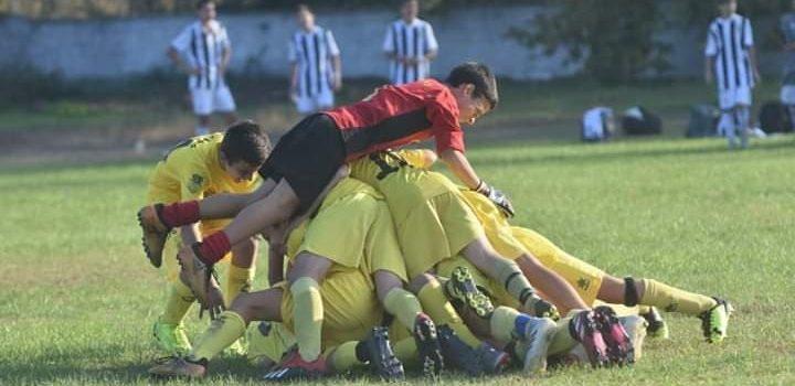 Ακαδημία Ποδοσφαίρου: «Αυλαία» στη σεζόν με την Κ14