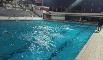 Πόλο: Επιστροφή στην πισίνα για τους αθλητές και τις αθλήτριες του ΑΡΗ (PICS)