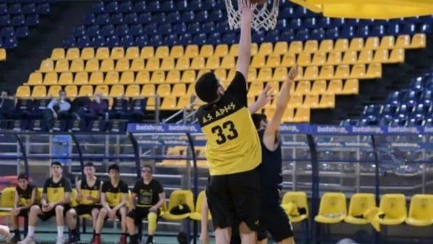 Μπάσκετ: Νίκη του προπαιδικού επί της GBA (80-62)