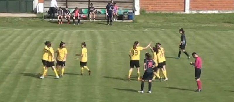 Ποδόσφαιρο Γυναικών: Ένα ημίχρονο ήταν αρκετό για την 3η νίκη