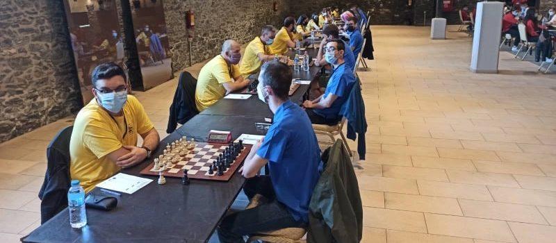 Σκάκι: Επιτυχημένη η πρώτη παρουσία του ΑΡΗ στην Α' Εθνική (pics – video)