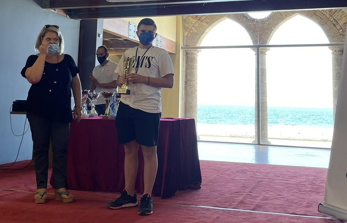 Σκάκι: Πρωταθλητής Εφήβων ο Καλογρίδης, πολλές οι διακρίσεις για τον ΑΡΗ