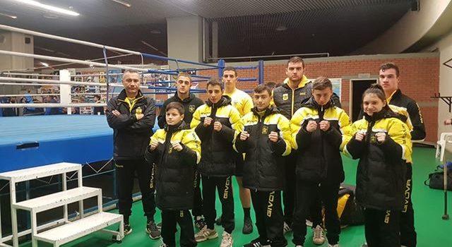 Πυγμαχία: «Sparring» στο Αλεξάνδρειο για τους αθλητές του ΑΡΗ (photos)