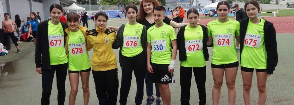 Στίβος: Επιτυχημένη η παρουσία του ΑΡΗ στο Διασυλλογικό Πρωτάθλημα Κ16 (PICS)