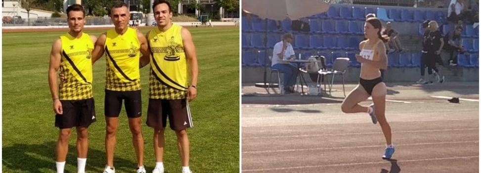 Στίβος: Προκρίθηκαν στο Πανελλήνιο Πρωτάθλημα Ρίζος και Μπάρτζου (photos)