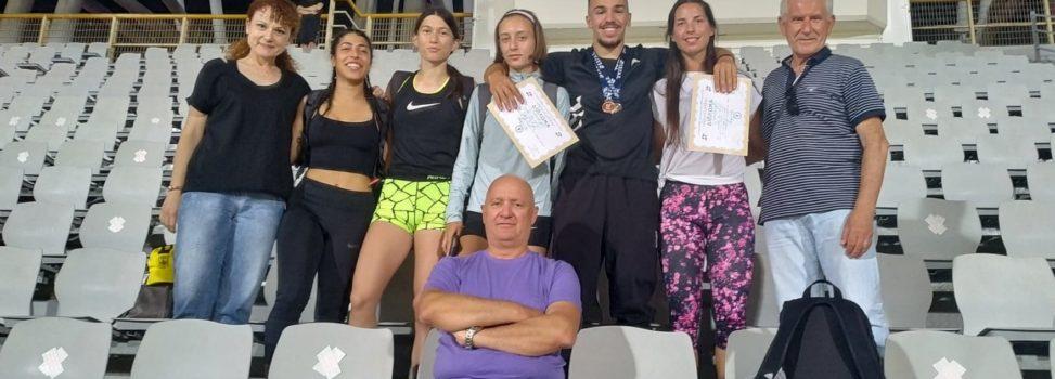 Στίβος: Ρεκόρ και πρόκριση στο Ευρωπαϊκό Πρωτάθλημα για τον Ρίζο (PICS)