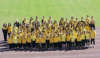 Στίβος: Με 22 αθλητές και αθλήτριες ο ΑΡΗΣ στο Διασυλλογικό Πρωτάθλημα