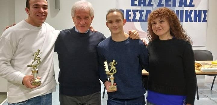 Στίβος: Βραβεύτηκαν οι πρωταθλητές του ΑΡΗ (photos)