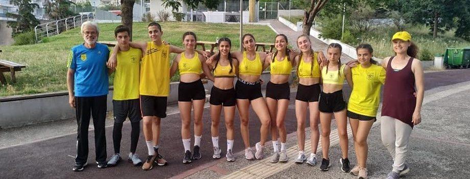 Στίβος: Η αναλυτική παρουσία των αθλητών / τριών του ΑΡΗ στο Διασυλλογικό Πρωτάθλημα