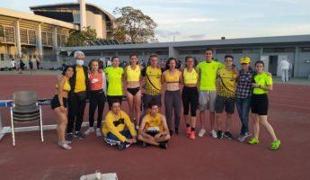 Στίβος: Διακρίσεις και ρεκόρ για τους αθλητές και τις αθλήτριες του ΑΡΗ στο Διασυλλογικό Πρωτάθλημα (PICS)