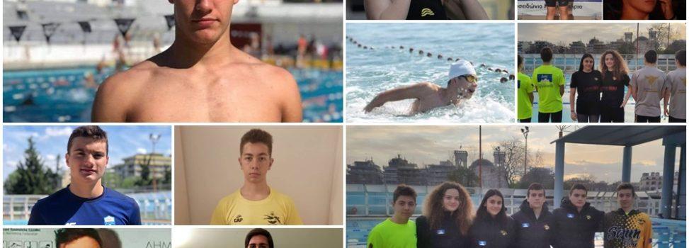 Κολύμβηση: Εξαιρετική η παρουσία του ΑΡΗ στο πρωτάθλημα κατηγοριών