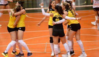 Βόλεϊ: Άνετη νίκη για τις Γυναίκες του ΑΡΗ (3-0)