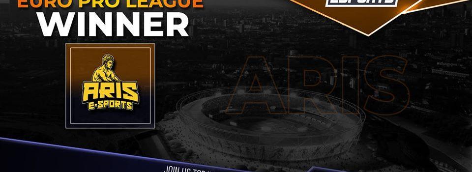 E-Sports: Στην κορυφή της Ευρώπης ο ΑΡΗΣ, κατέκτησε το Europa League! (VIDEO)