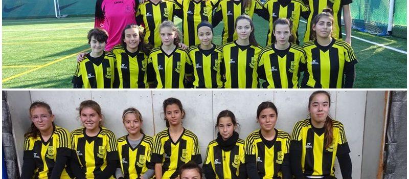 Ποδόσφαιρο: Εύκολα οι Νεάνιδες και οι Κορασίδες του ΑΡΗ