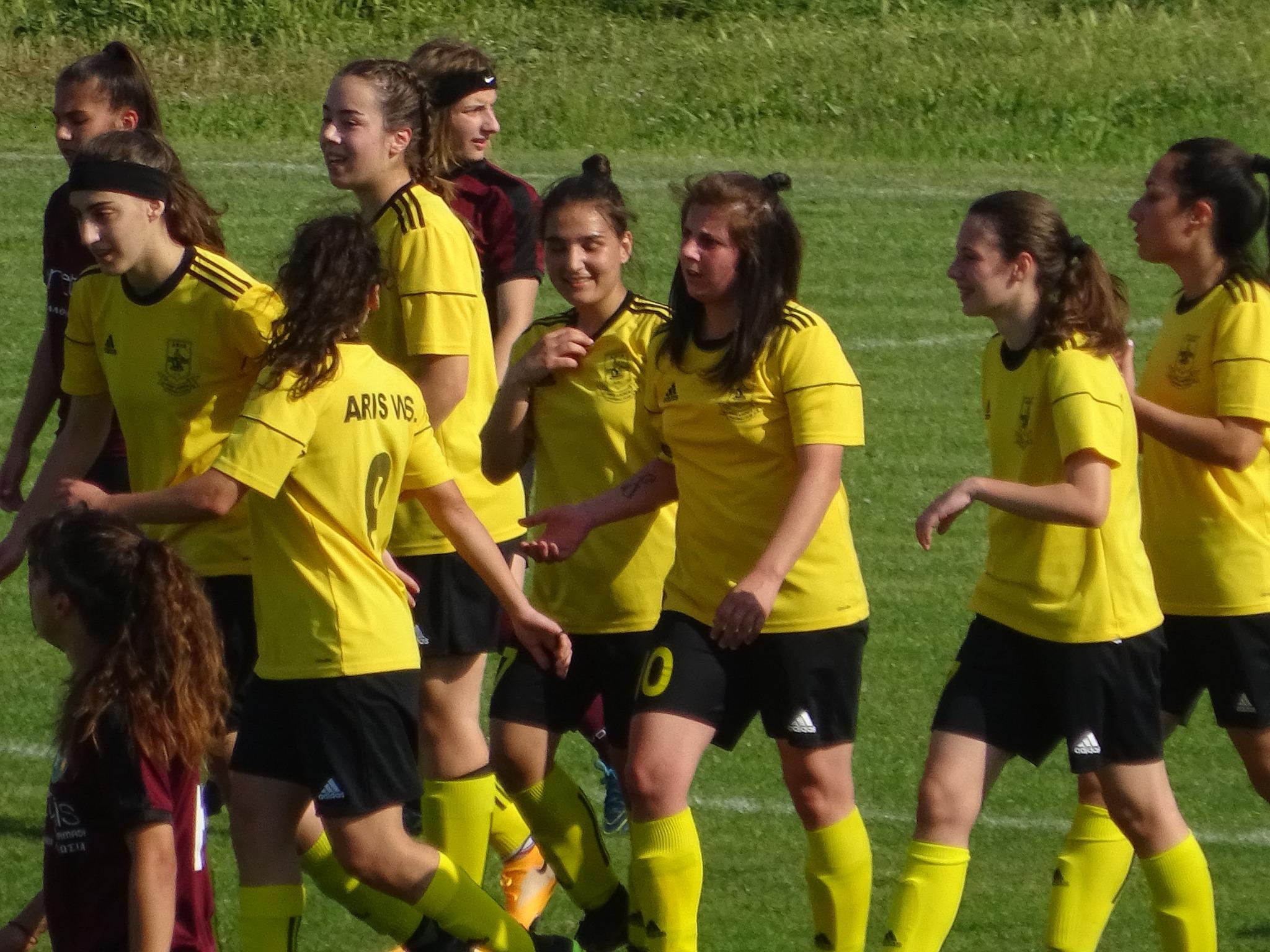 Ποδόσφαιρο Γυναικών: Νίκη με ανατροπή στα Τρίκαλα