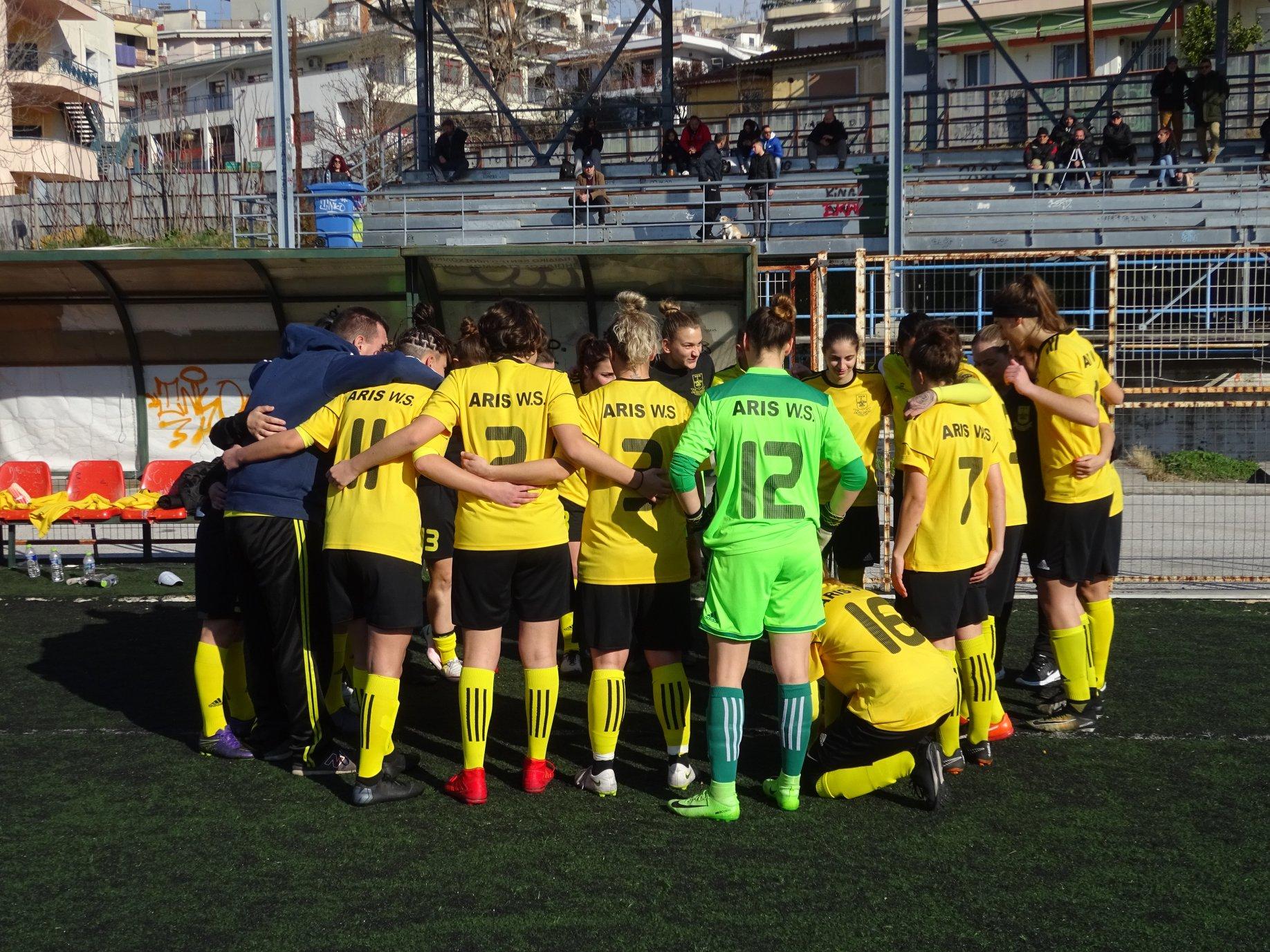 Ποδόσφαιρο Γυναικών: Δήλωση Ευάγγελου Βουτσά