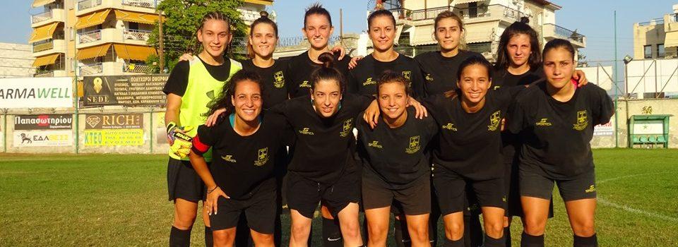 """Ποδόσφαιρο Γυναικών: Ρίχνεται στη """"μάχη"""" του πρωταθλήματος ο ΑΡΗΣ"""