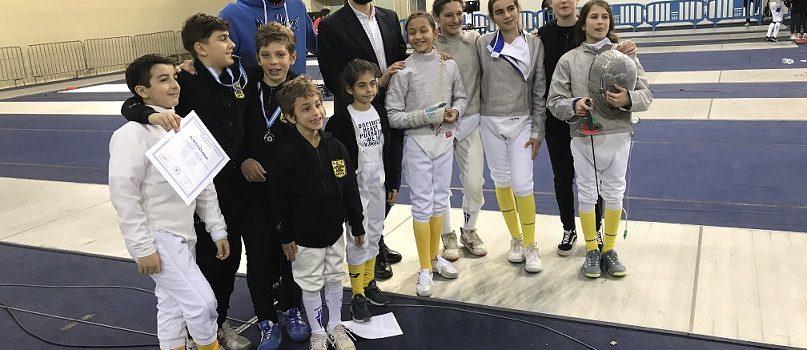 ΕΝΑ ΑΡΓΥΡΟ και ΔΥΟ ΧΑΛΚΙΝΑ  ο απολογισμός μεταλλίων για την ΞΙΦΑΣΚΙΑ του ΑΡΗ στο Κύπελλο Ελλάδας