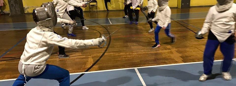 Ξιφασκία: Ο ΑΡΗΣ στη «μάχη» του Πανελλήνιου Πρωταθλήματος Εφήβων – Νεανίδων