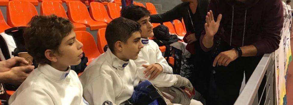 Ξιφασκία: Θετική παρουσία για τους αθλητές του ΑΡΗ στο Πανευρωπαϊκό U14