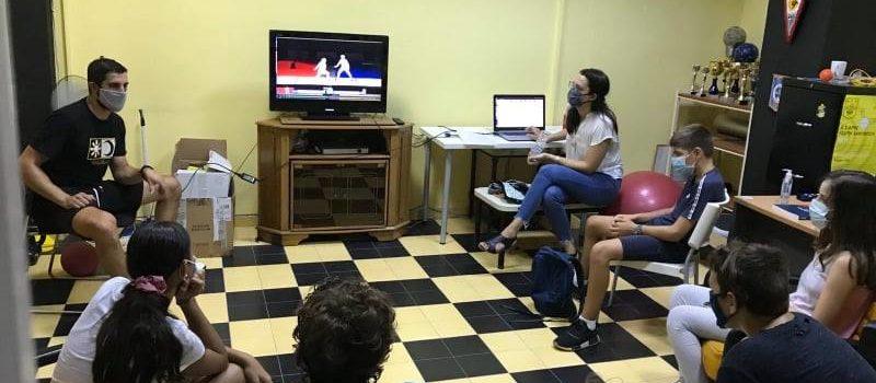 Ξιφασκία: Ξεκίνησε η προετοιμασία για το Πανελλήνιο Πρωτάθλημα (photos)
