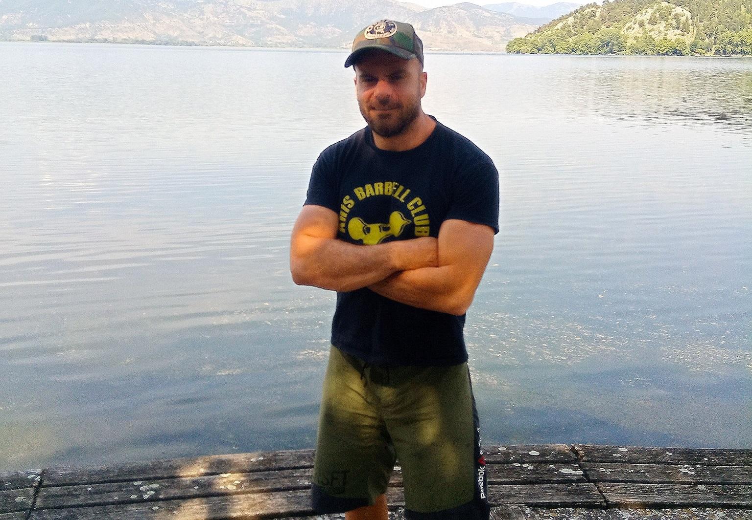 Άρση Βαρών: Εξελέγη στο δ.σ. της Ε.Ο.Α.Β. ο Θανάσης Ζησιόπουλος